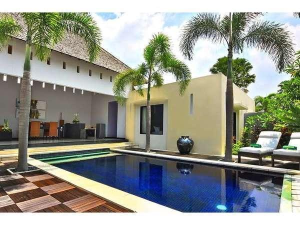 The Seminyak Suite Bali - Two bedroom villa overview