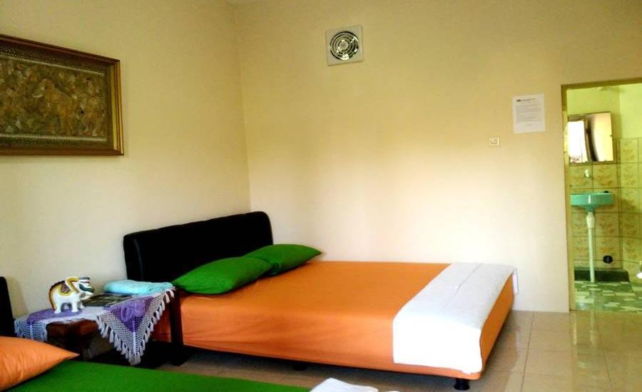 Mettaloka Guest House Magelang - Family Room Save 35%