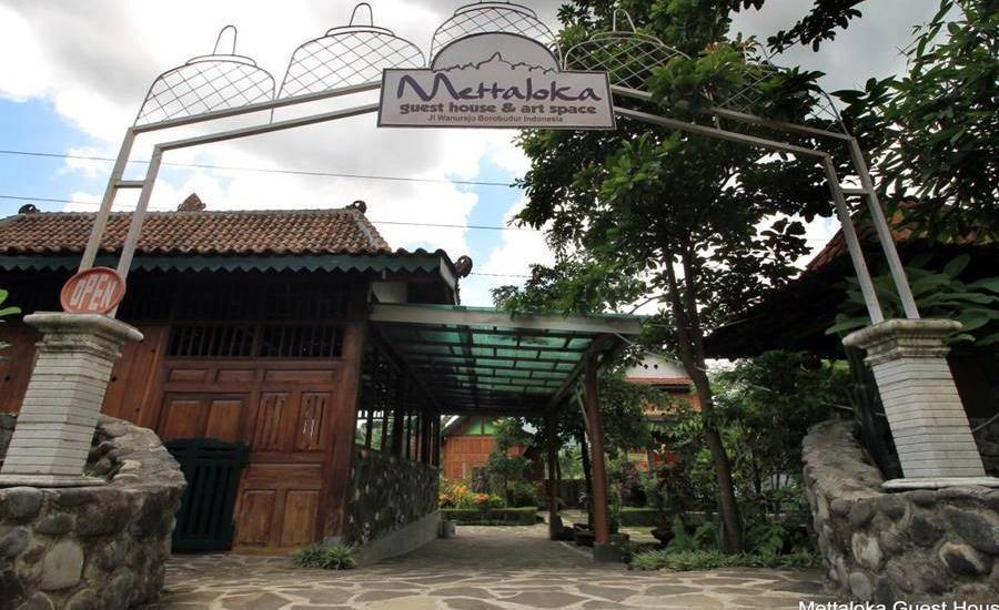 Mettaloka Guest House Magelang - Mini Bungalow with fan Save 35%