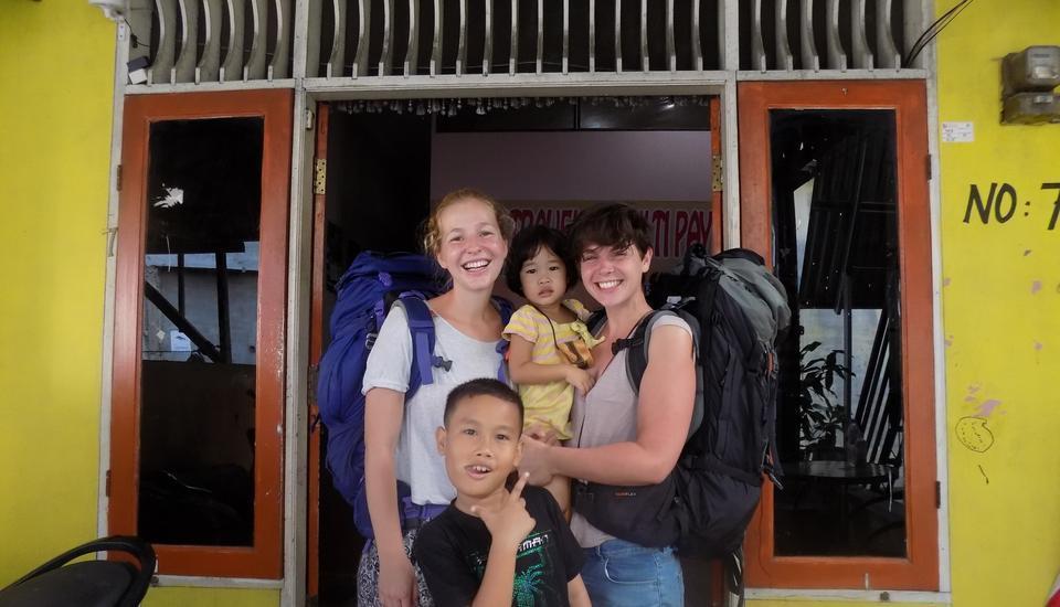Amelia 2 Guest House Medan Medan - Tamu