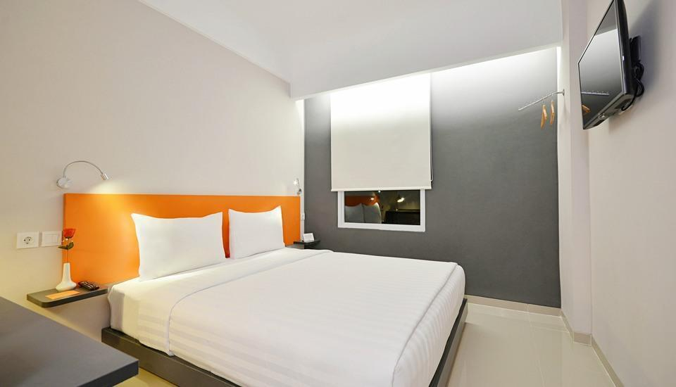 TreePark Hotel Banjarmasin - Superior Double  Room Only Regular Plan