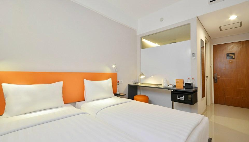 TreePark Hotel Banjarmasin - Superior Twin Room Only Regular Plan