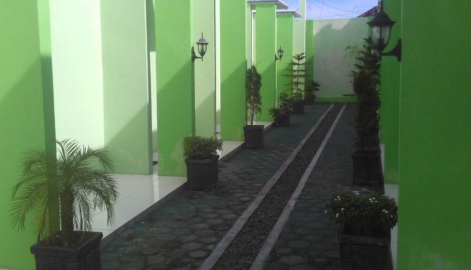 Greenville Hotel Sampit - Corridor