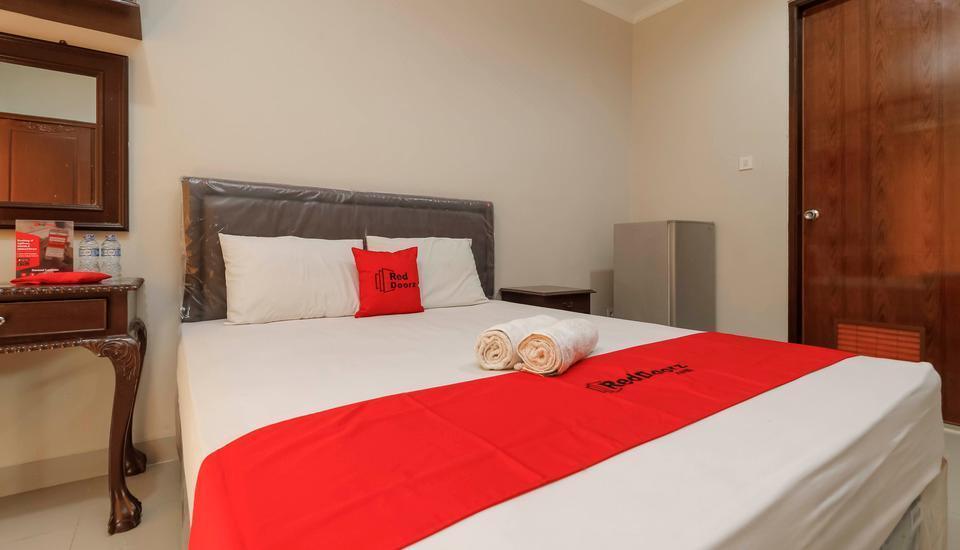 RedDoorz at Lebak Bulus Raya 2 - Kamar tidur