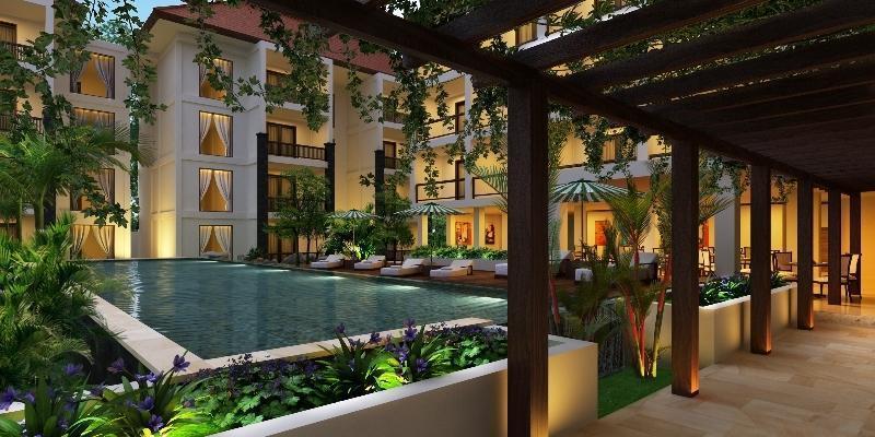 Taksu Sanur Hotel Bali - (20/Dec/2013)