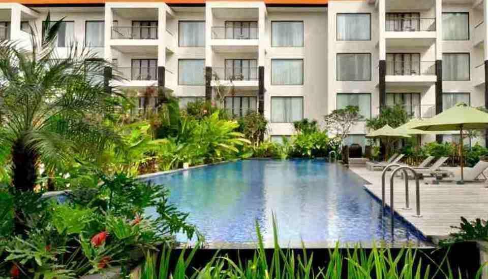 Taksu Sanur Hotel Bali - Kolam Renang