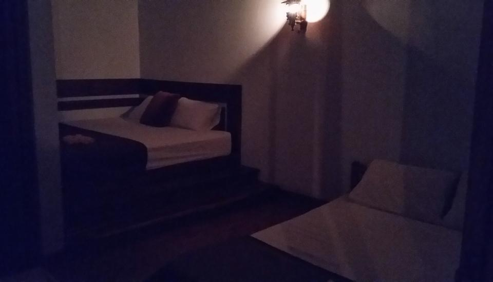 Amazon Bungalow & Cottages Pangandaran - Cozy Twin Bed room - Bed's
