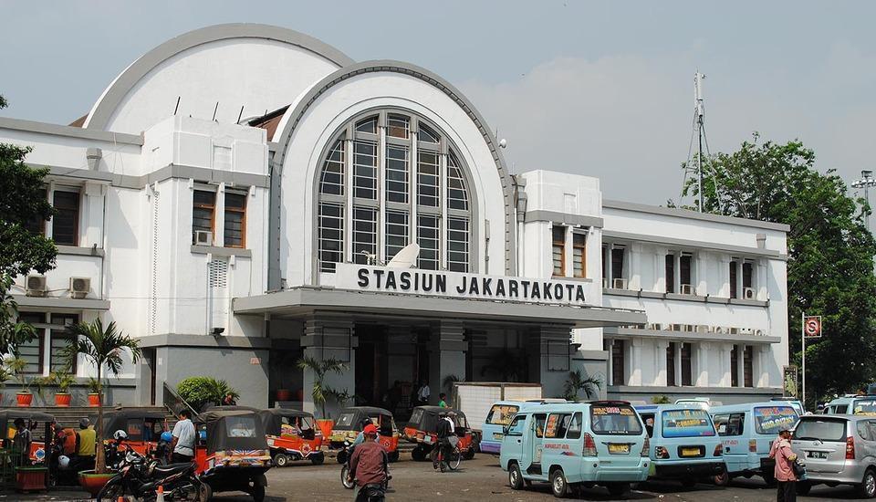 Rumah Shinta Jakarta - Stasiun Jakarta Kota