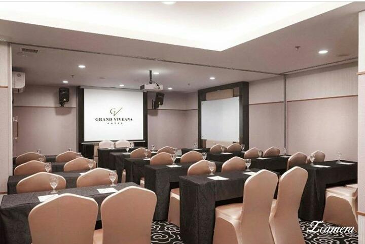 Grand Viveana Hotel Bandung - Ruang pertemuan