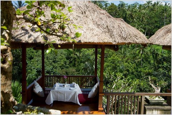 Alam Ubud Culture Villa   - Pemandangan