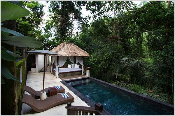 Alam Ubud Culture Villa   - Kolam Renang