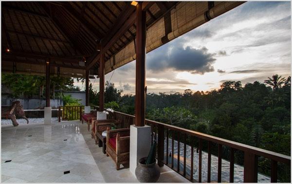 Alam Ubud Culture Villa   - Lobi