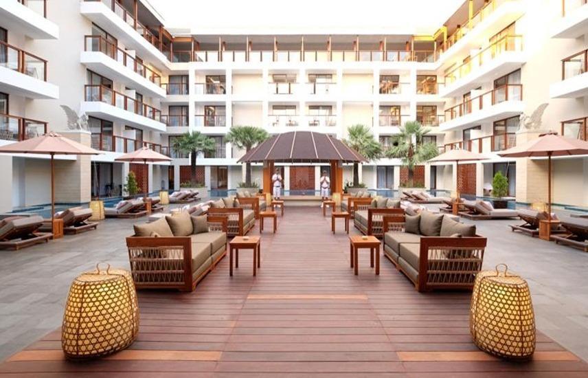 The Bandha Hotel & Suites Bali - Eksterior