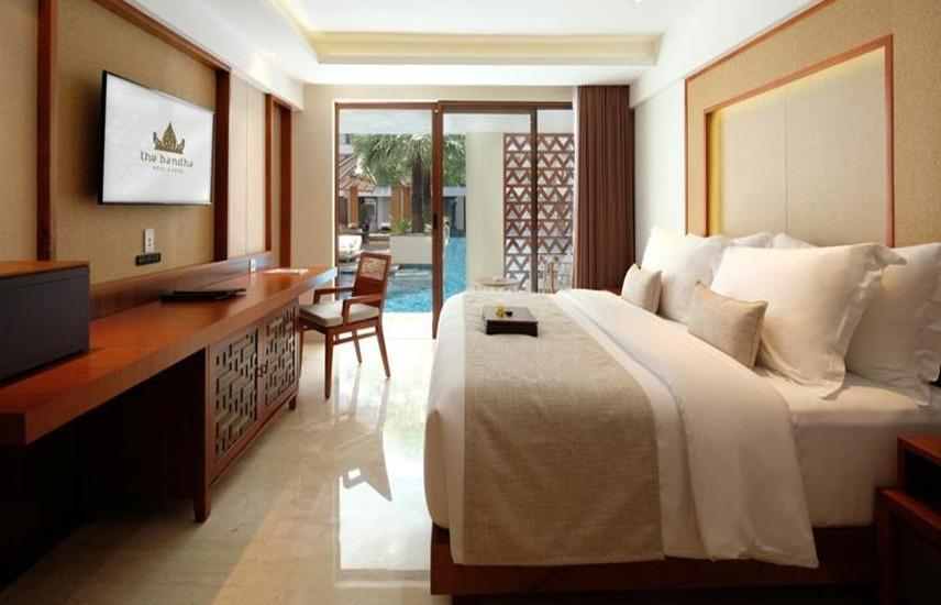 The Bandha Hotel & Suites Bali - Deluxe Lagoon Room