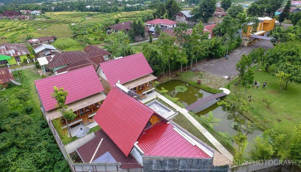 Spring Hill Bungalows Ruteng - Deluxe Room Pegipegi Promo
