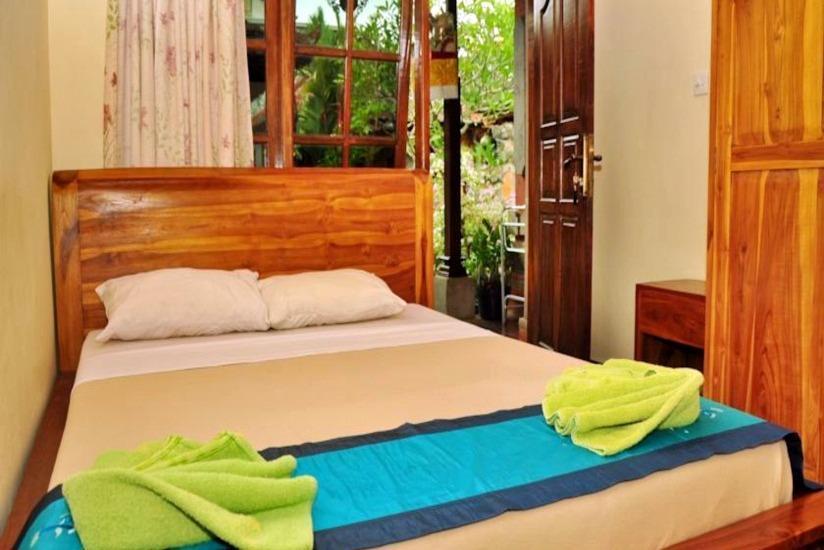 Nick's Homestay Bali - Kamar tamu