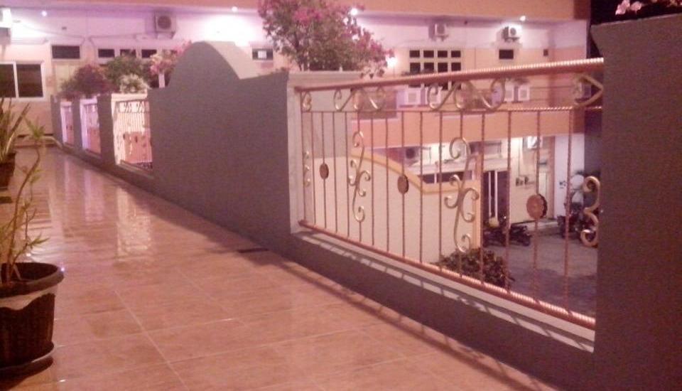 Hotel Kencana Rembang Rembang - Balkon