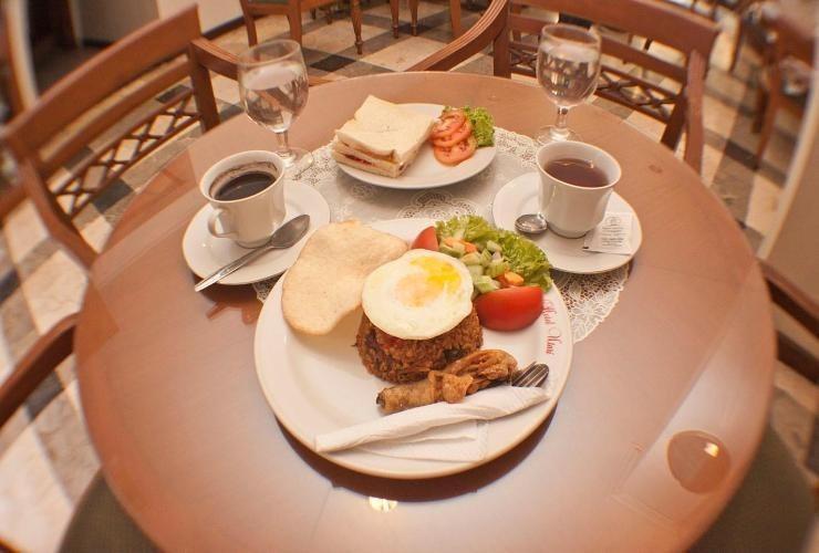 Hotel Utari Dago Bandung - Restaurant