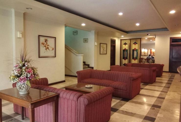 Hotel Utari Dago Bandung - Lobby