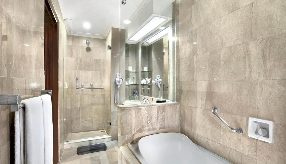 Aston Tropicana Bandung - Bathroom - Junior Suite
