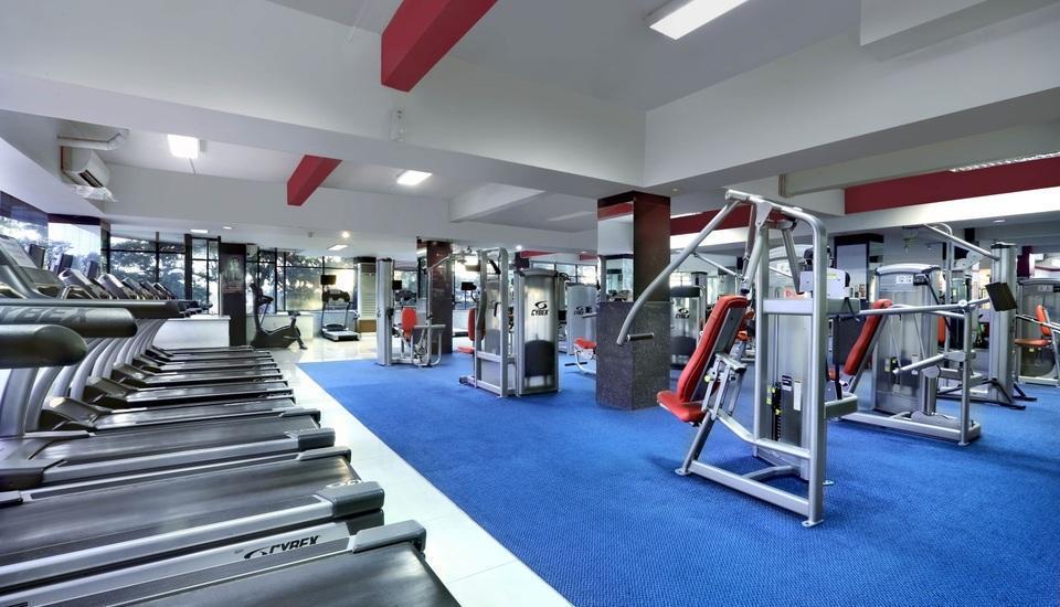 Aston Tropicana Bandung - Gym Facility