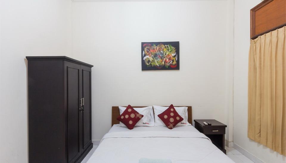 RedDoorz @Kubu Anyar 3 Bali - Kamar tamu