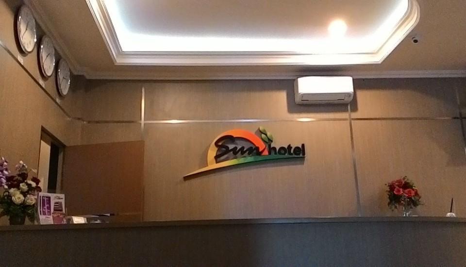 Sun Hotel Pangkalpinang - Resepsionis