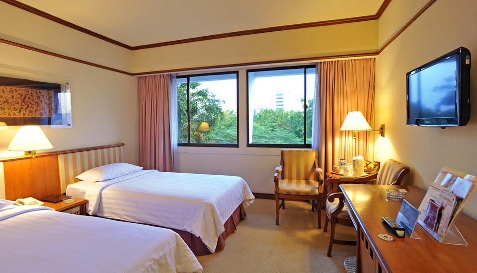 Elmi Hotel Surabaya - Superior Twin