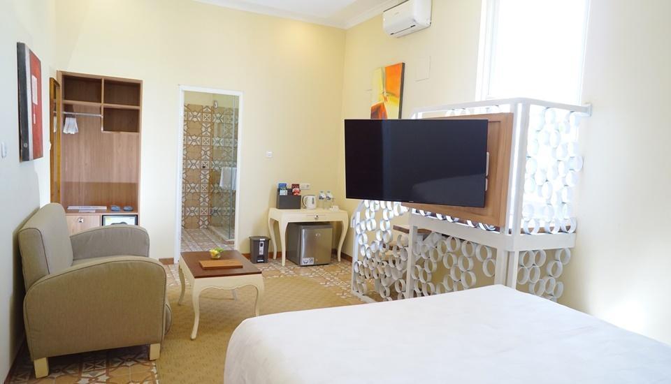 Ocean View Residence Hotel Jepara Jepara - Residence Standard Regular Plan