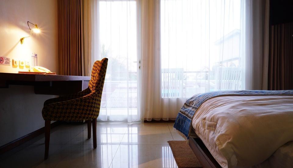 Ocean View Residence Hotel Jepara Jepara - Standard Room Ocean View Regular Plan