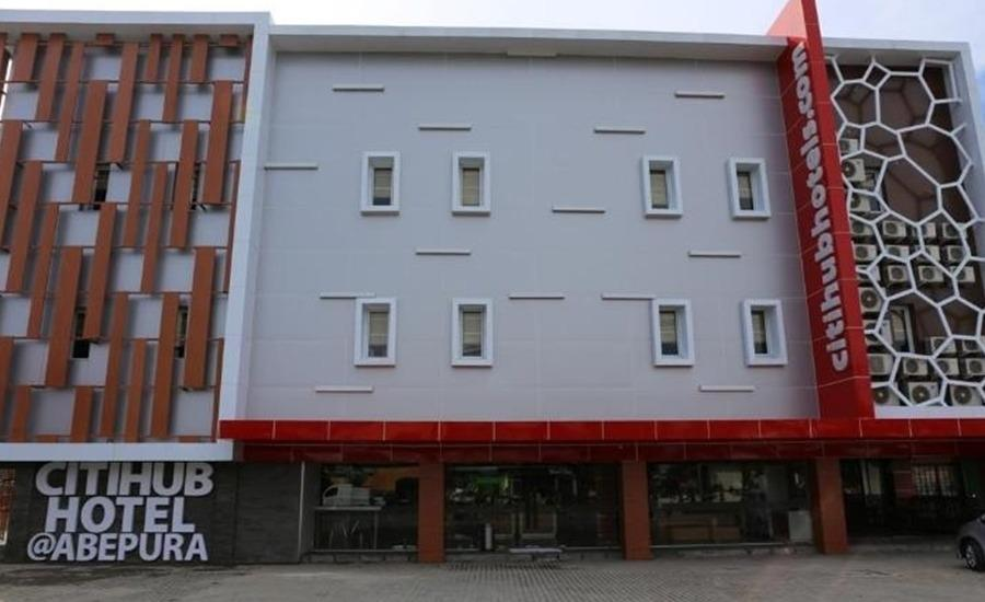 Citihub Hotel at Papua - Eksterior