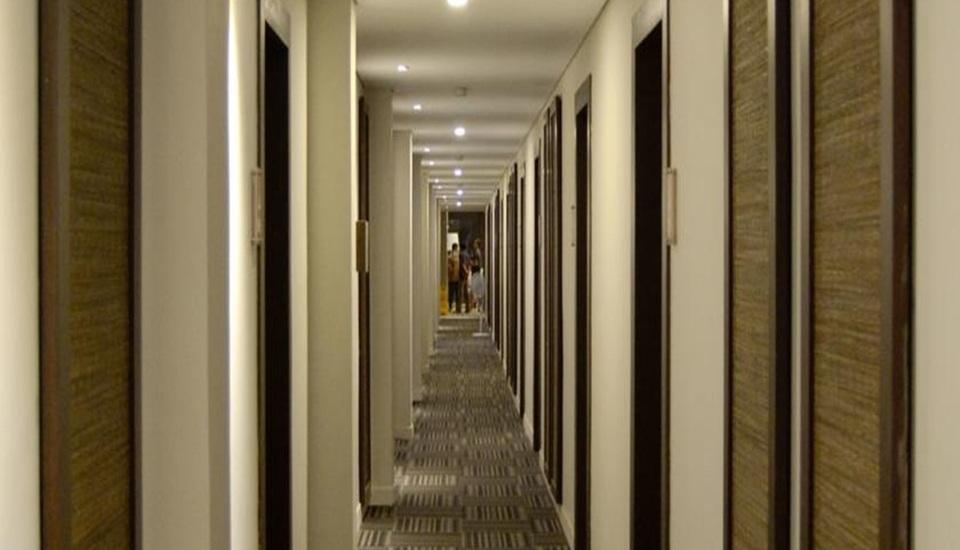 Tasneem Convention Hotel Jogja - Koridor
