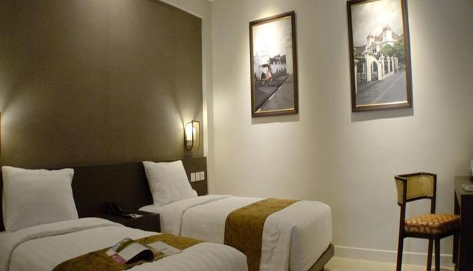 Ayola Tasneem Hotel & Convention Jogja - Superior Twin Room Only Penawaran Terbaik 15% Off