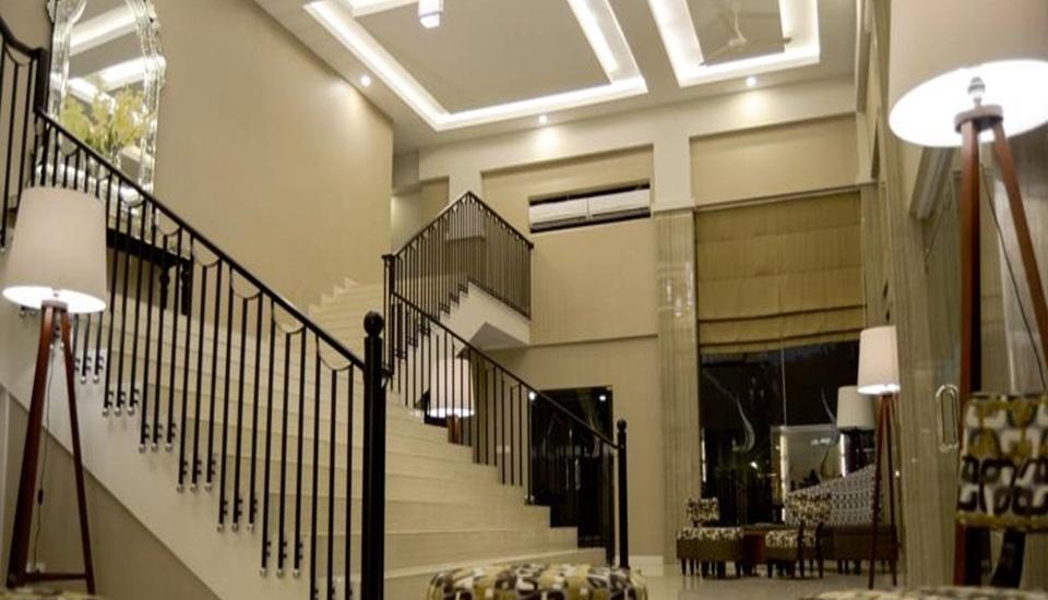 Tasneem Convention Hotel Jogja - Lobi