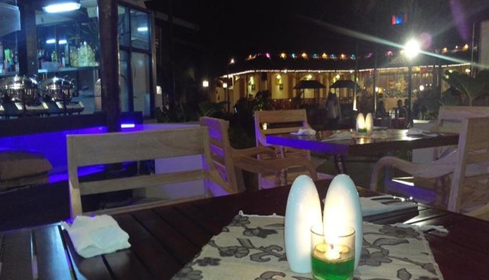 Ayola Tasneem Hotel & Convention Jogja - Restoran