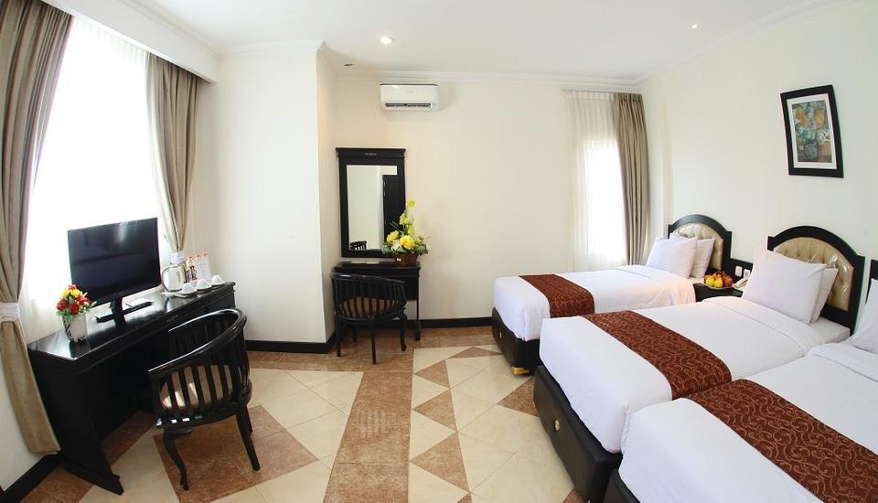 Hotel Sutomo Makassar - Family Room Only Regular Plan