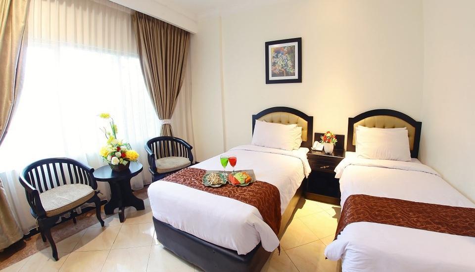Hotel Sutomo Makassar - Deluxe Room Regular Plan