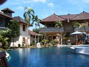 Suma Hotel Bali - Kolam Renang