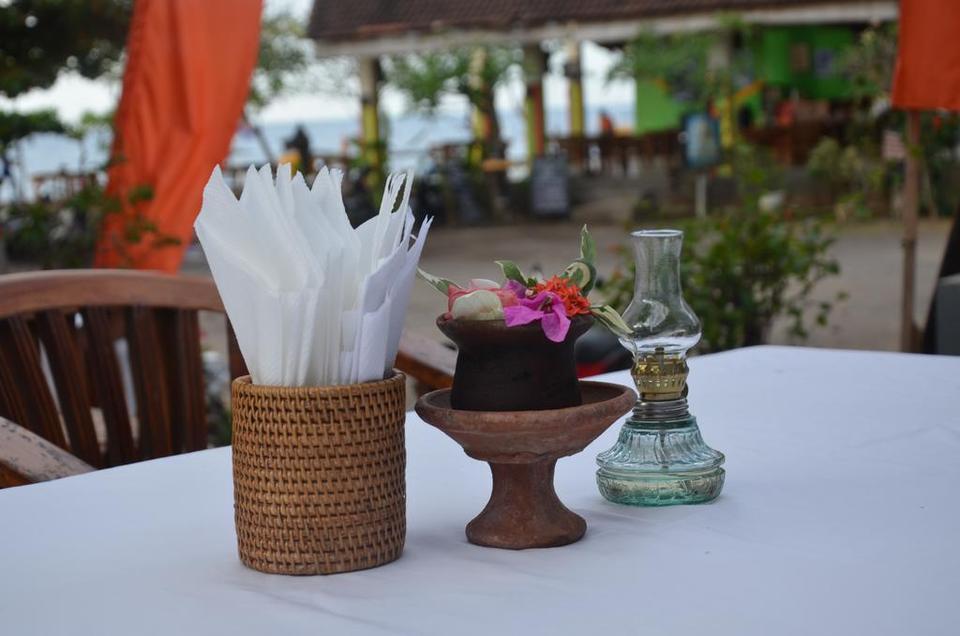 Suma Hotel Bali - restaurant