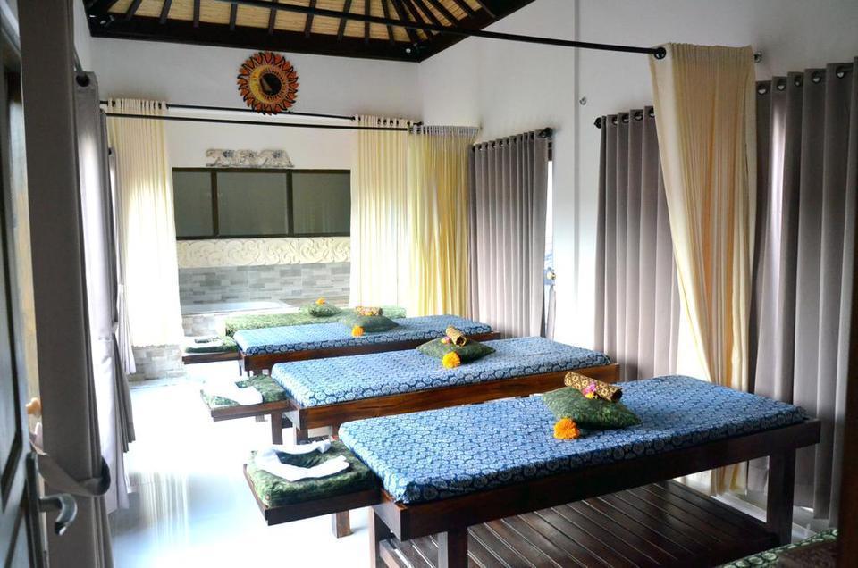 Suma Hotel Bali - spa