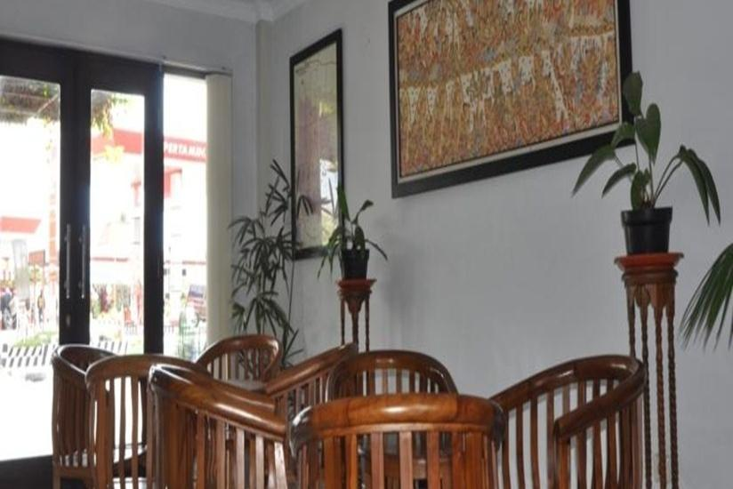 Hotel Bugis Asri Yogyakarta - Ruang Tamu