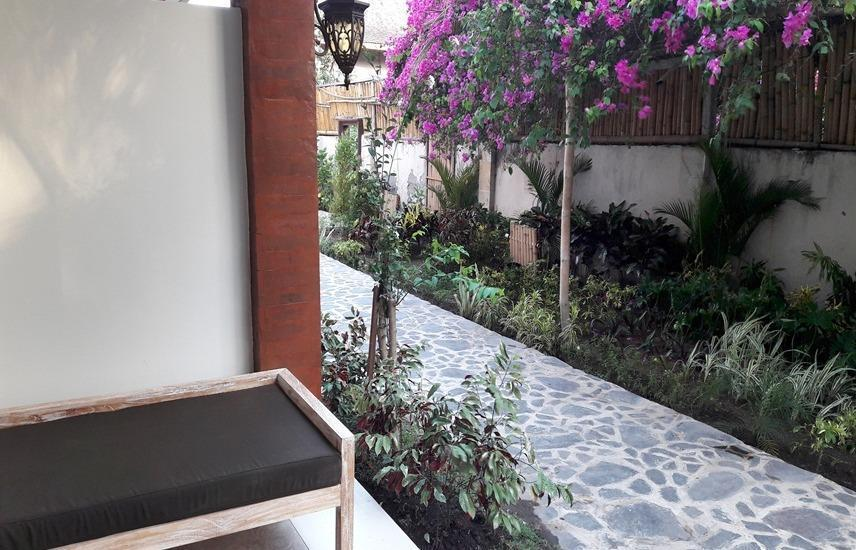 The Beach House Gili Lombok - Deluxe Garden Regular Plan