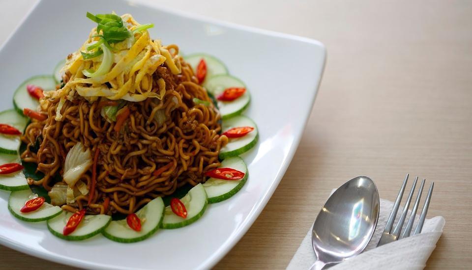 Amaris Hotel Citra Raya Tangerang - Menu makanan