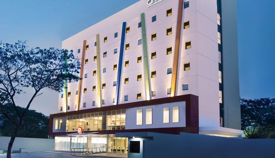 Amaris Hotel Citra Raya Tangerang - exterior hotel