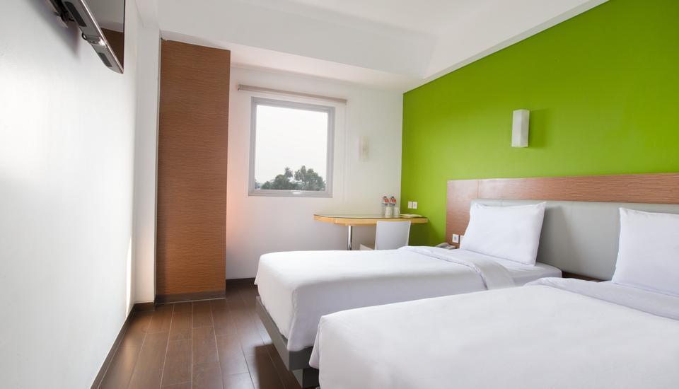 Amaris Hotel Citra Raya Tangerang - Kamar