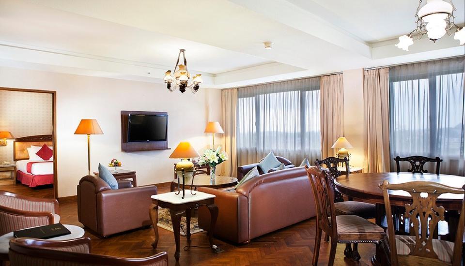 GQ Hotel Yogyakarta Yogyakarta - Horison suite