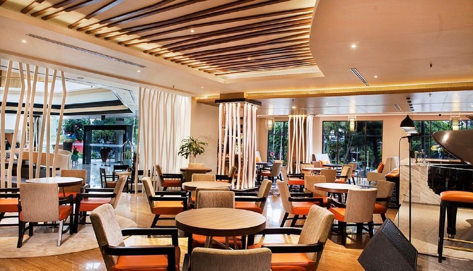 GQ Hotel Yogyakarta Yogyakarta - lounge