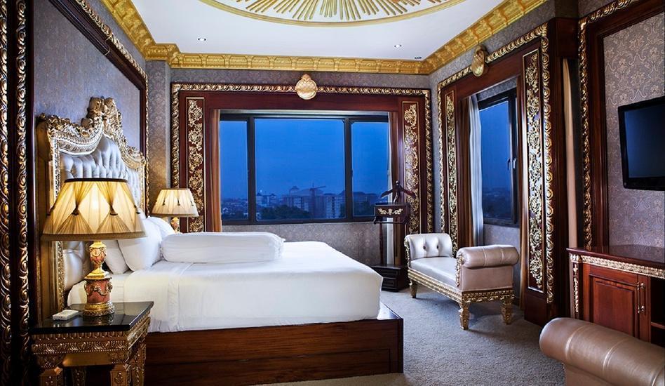 GQ Hotel Yogyakarta Yogyakarta - president suite