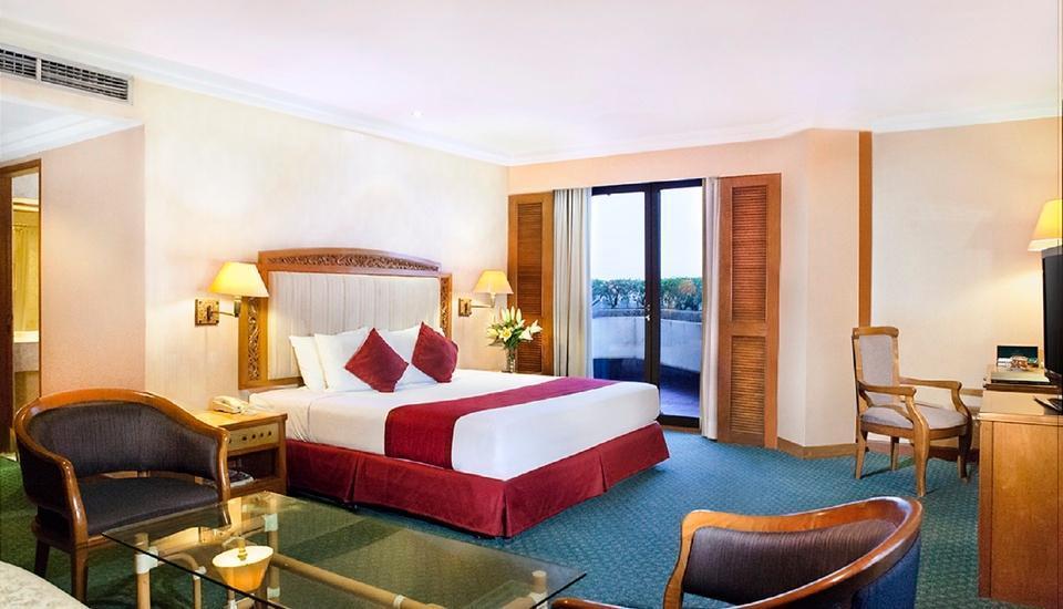 GQ Hotel Yogyakarta Yogyakarta - Honeymoon suite