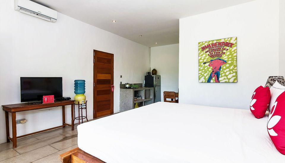 ZenRooms Padang Linjong Canggu - Tempat Tidur Double